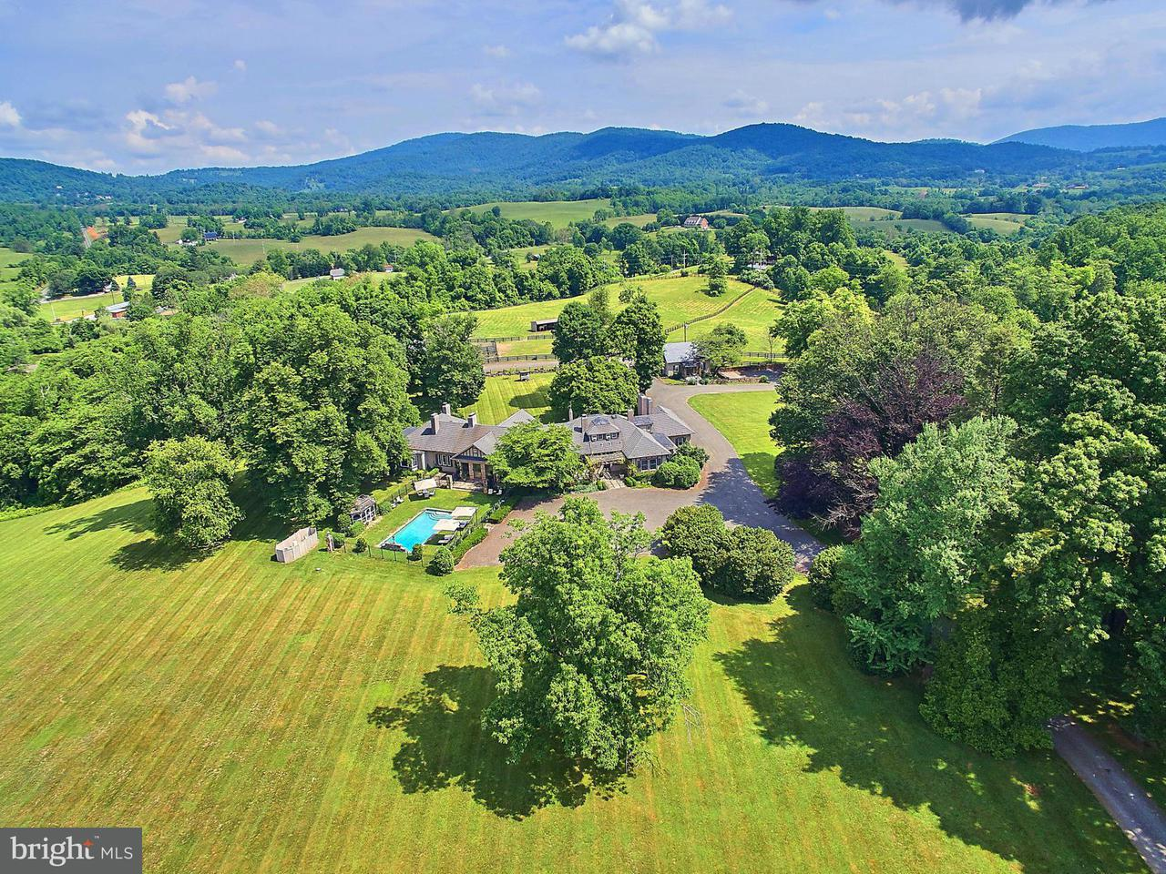 Farm for Sale at 1482 ZACHARY TAYLOR HWY 1482 ZACHARY TAYLOR HWY Huntly, Virginia 22640 United States