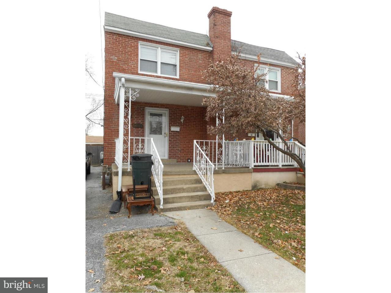 Townhouse for Sale at 109 HOLMES Road Holmes, Pennsylvania 19043 United States