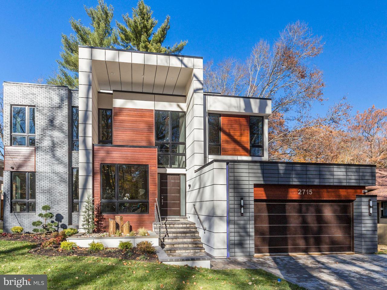 Single Family Home for Sale at 2715 TENNYSON ST NW 2715 TENNYSON ST NW Washington, District Of Columbia 20015 United States