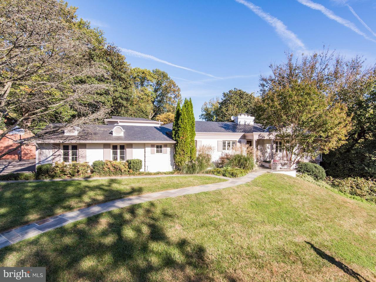 Single Family Home for Sale at 2616 NELSON Street 2616 NELSON Street Arlington, Virginia 22207 United States