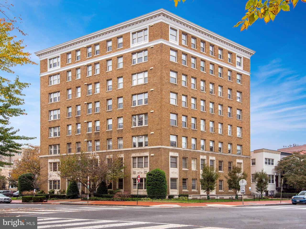 Townhouse for Sale at 1621 T ST NW #307 1621 T ST NW #307 Washington, District Of Columbia 20009 United States
