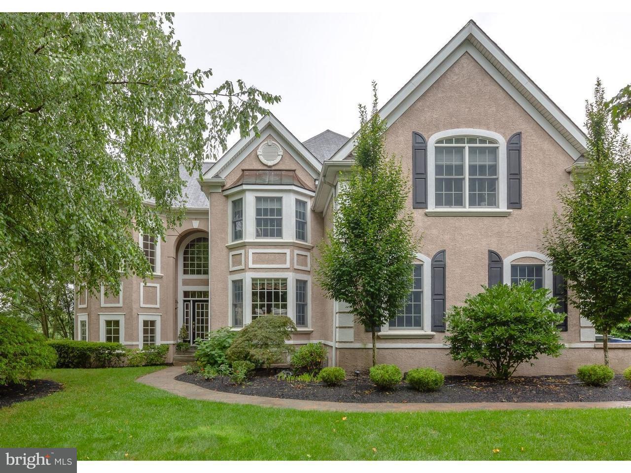 Частный односемейный дом для того Продажа на 732 RYDAL GREEN Drive Jenkintown, Пенсильвания 19046 Соединенные Штаты
