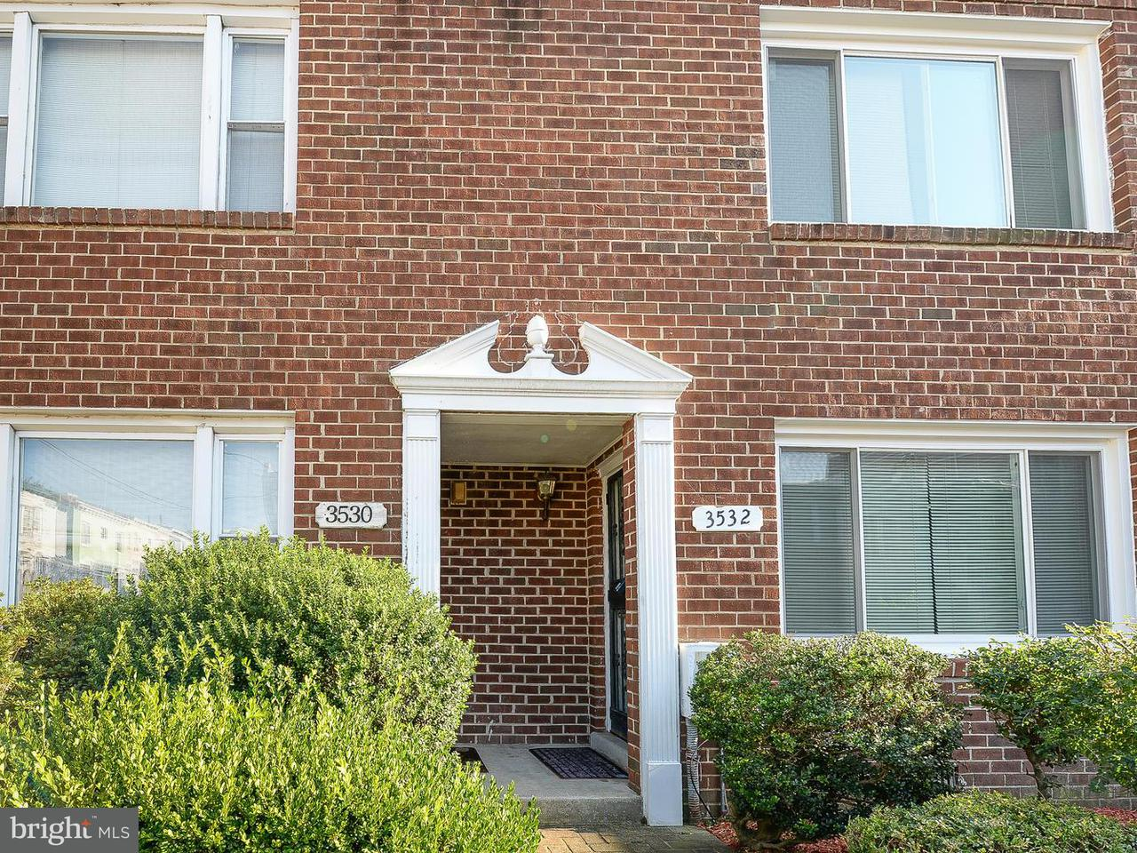 Townhouse for Sale at 3532 6TH ST NW #3532 3532 6TH ST NW #3532 Washington, District Of Columbia 20010 United States
