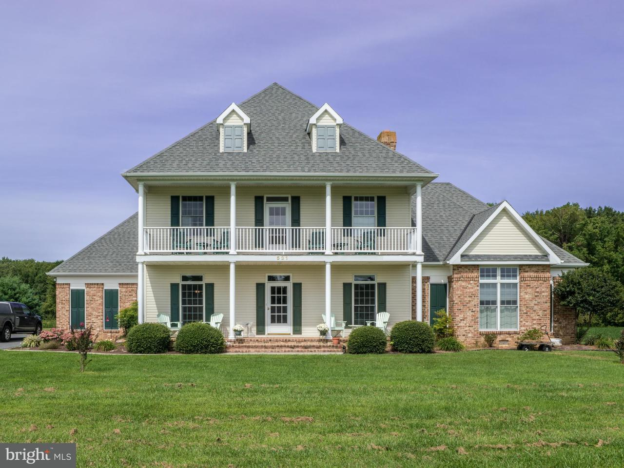 Single Family Home for Sale at 531 WHITE MARSH Road 531 WHITE MARSH Road Centreville, Maryland 21617 United States