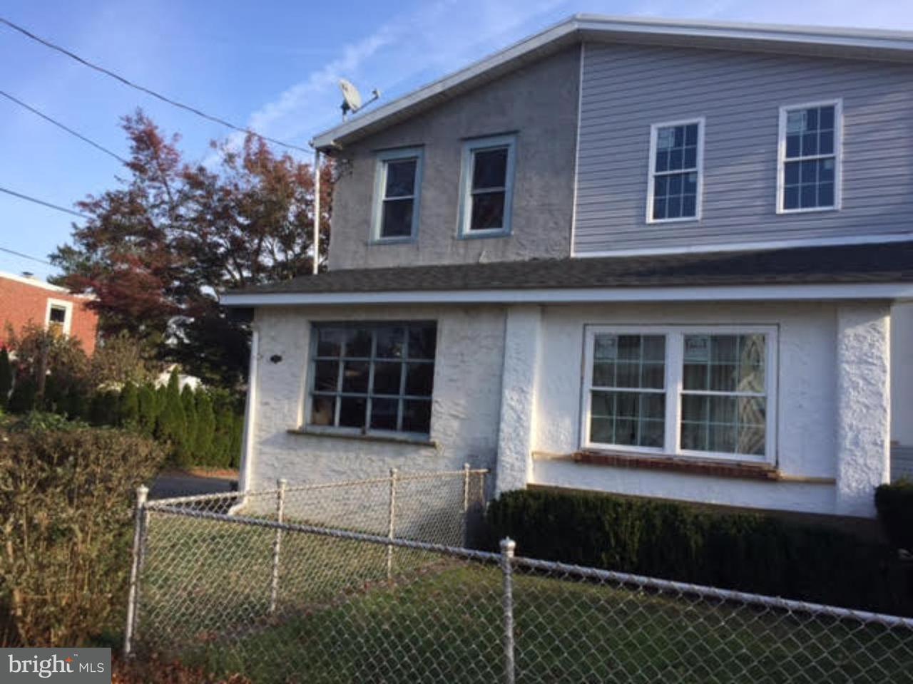 Casa unifamiliar adosada (Townhouse) por un Alquiler en 916 E PLEASANT Street Wyndmoor, Pennsylvania 19038 Estados Unidos