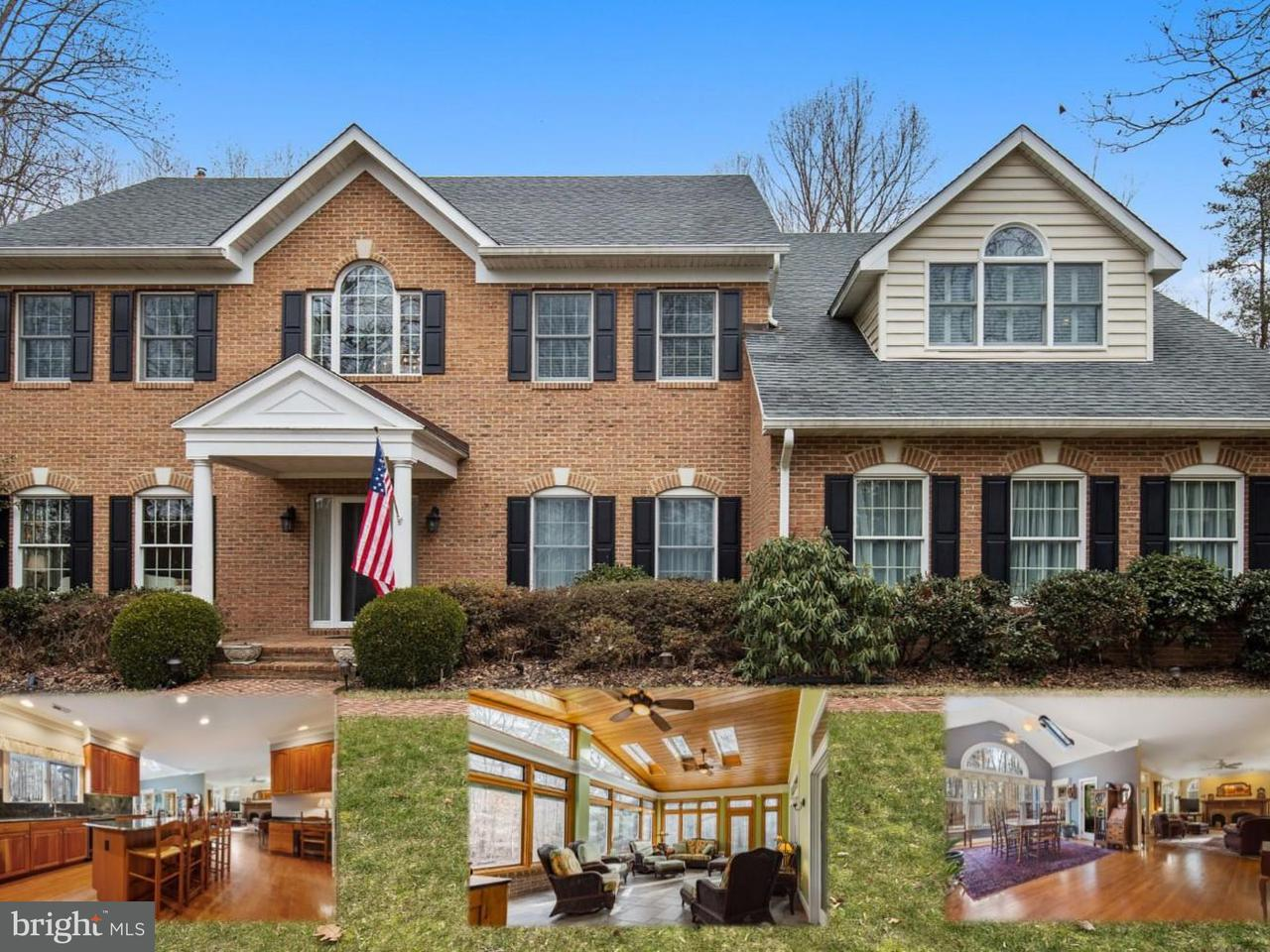Maison unifamiliale pour l Vente à 8923 STRATFORD Court 8923 STRATFORD Court Owings, Maryland 20736 États-Unis