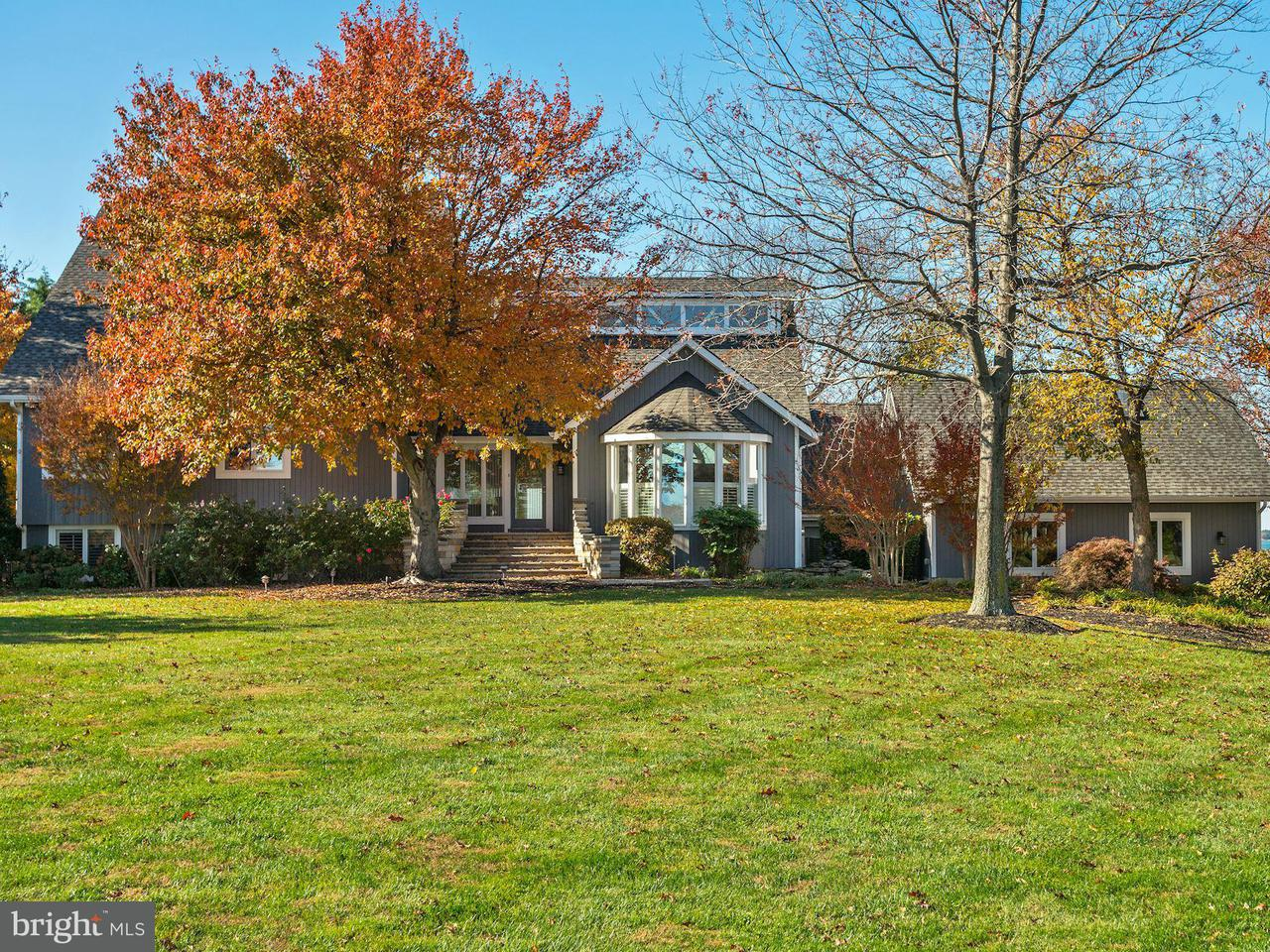 Single Family Home for Sale at 2872 COX NECK Road 2872 COX NECK Road Chester, Maryland 21619 United States