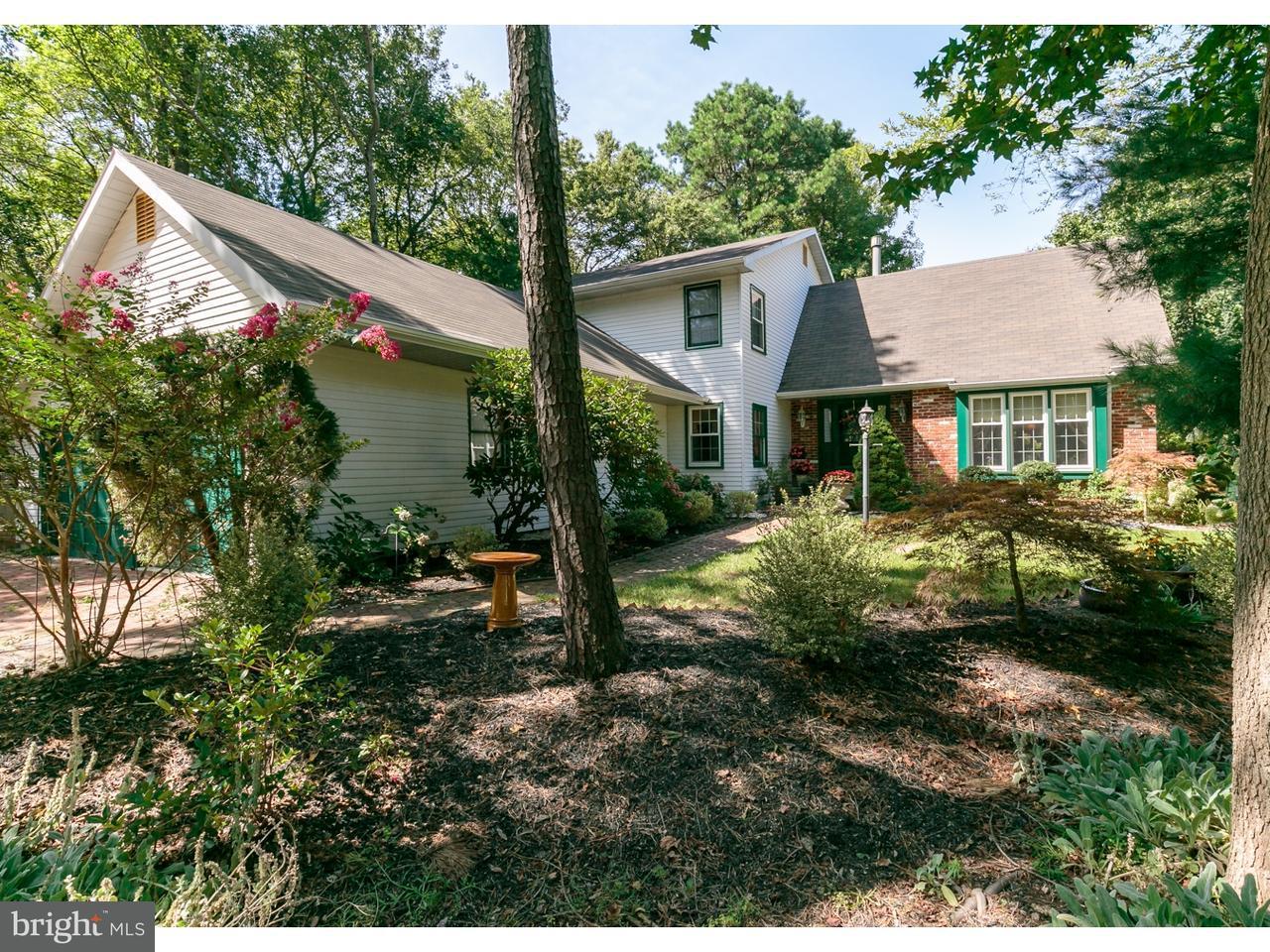 Maison unifamiliale pour l Vente à 4 DARTMOUTH Court Marlton, New Jersey 08053 États-Unis