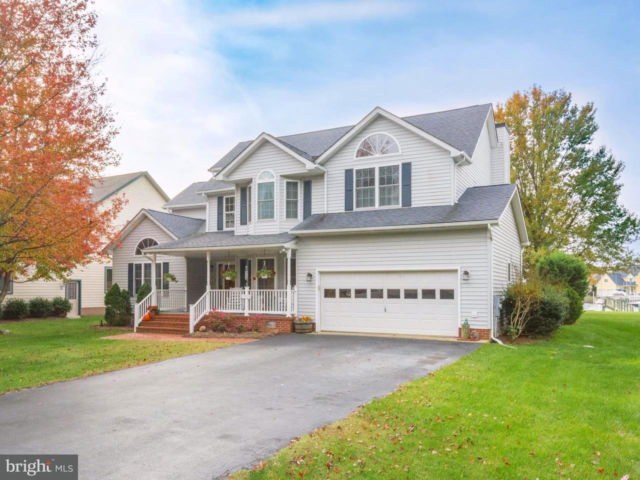 Vivienda unifamiliar por un Venta en 17715 WHITESTONE Drive 17715 WHITESTONE Drive Tall Timbers, Maryland 20690 Estados Unidos