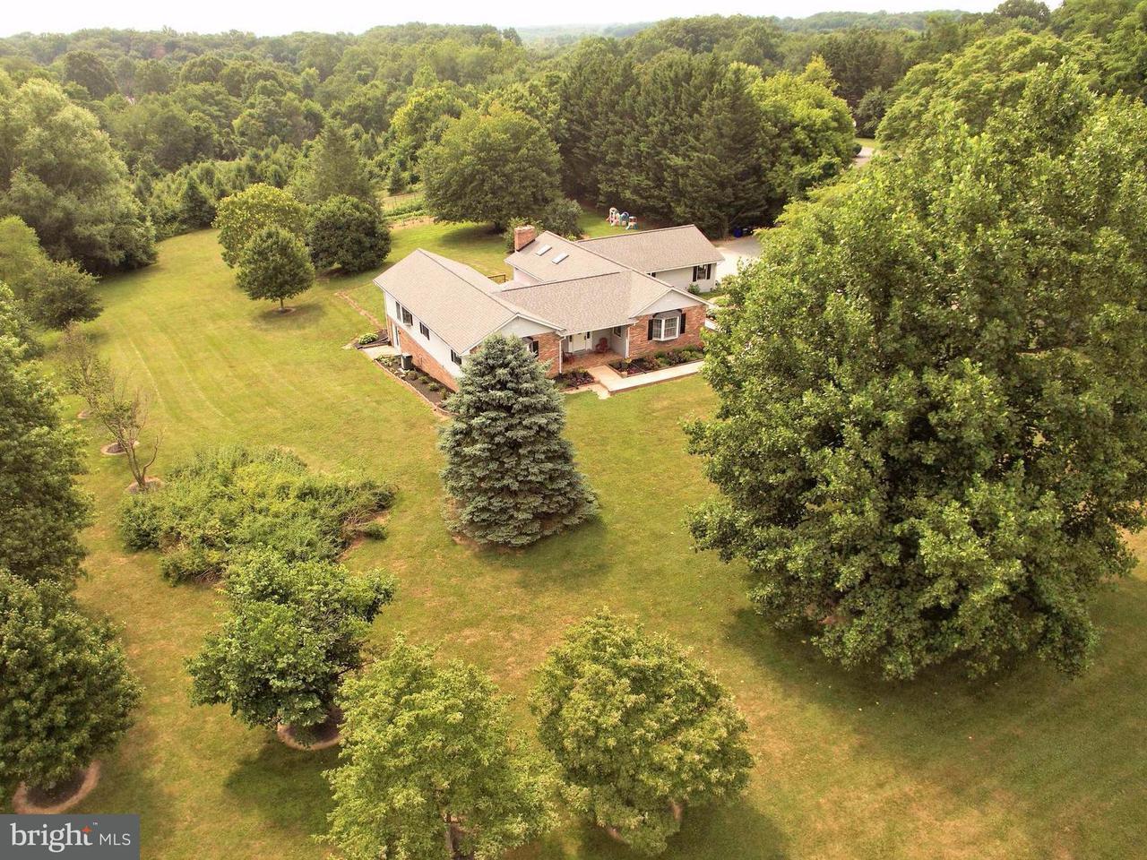 Частный односемейный дом для того Продажа на 4405 OAKWOOD OVERLOOK Court 4405 OAKWOOD OVERLOOK Court Dayton, Мэриленд 21036 Соединенные Штаты