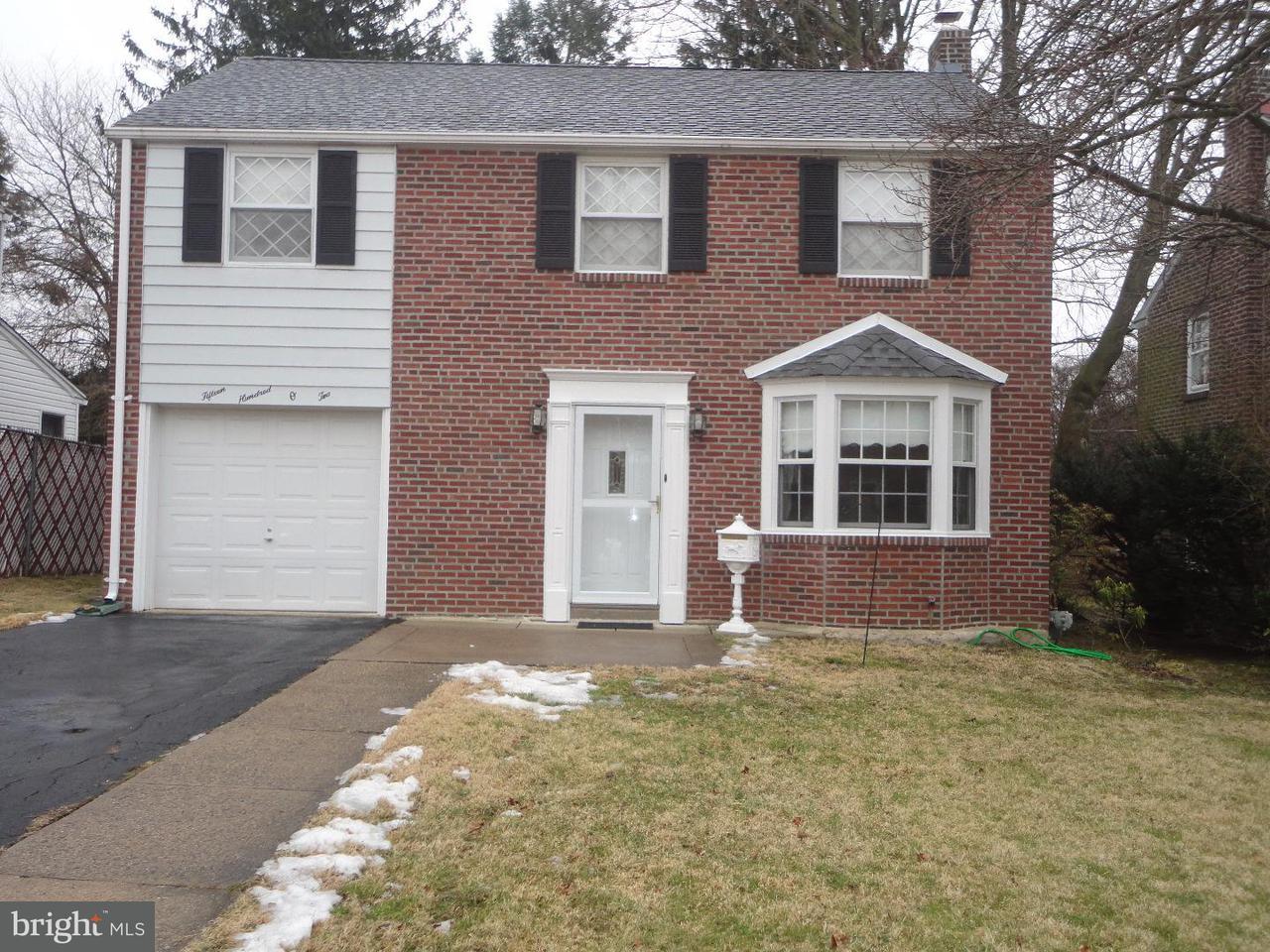 Casa Unifamiliar por un Alquiler en 1502 LYNNEWOOD Drive Havertown, Pennsylvania 19083 Estados Unidos