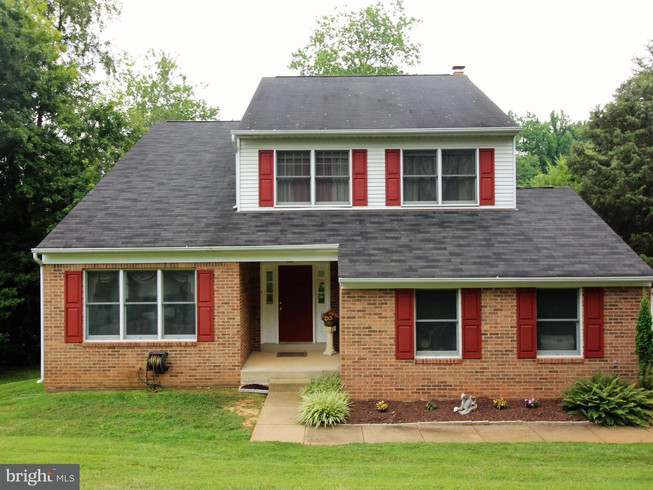 一戸建て のために 売買 アット 5659 LOWER MILL Court 5659 LOWER MILL Court Broad Run, バージニア 20137 アメリカ合衆国