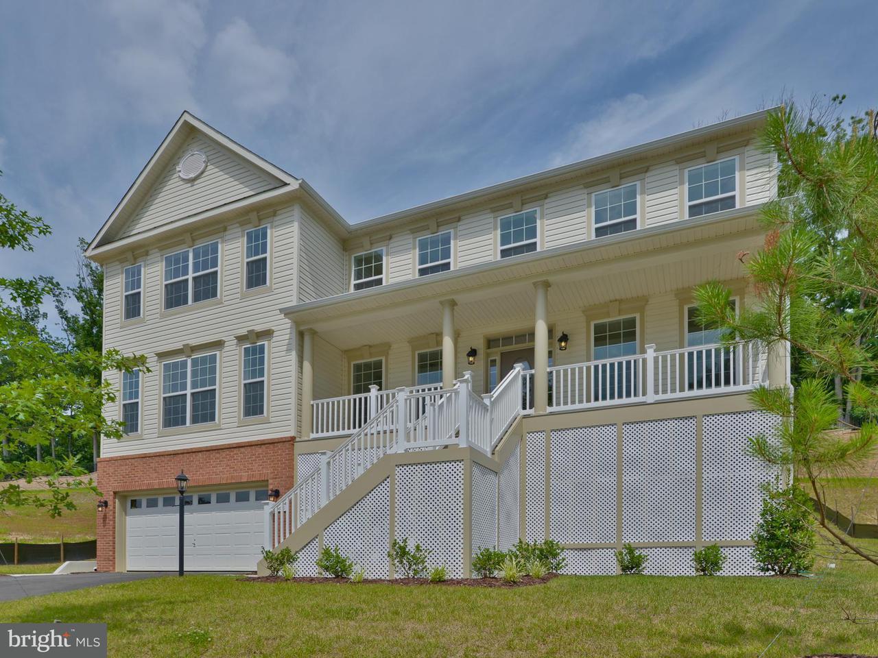 Casa Unifamiliar por un Venta en 3558 Clinton Ross Ct #4 3558 Clinton Ross Ct #4 Triangle, Virginia 22172 Estados Unidos