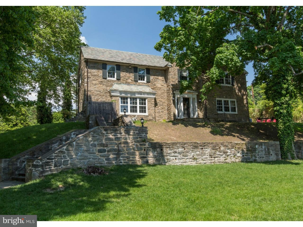 Single Family Home for Sale at 1107 VALLEY Road Elkins Park, Pennsylvania 19027 United States