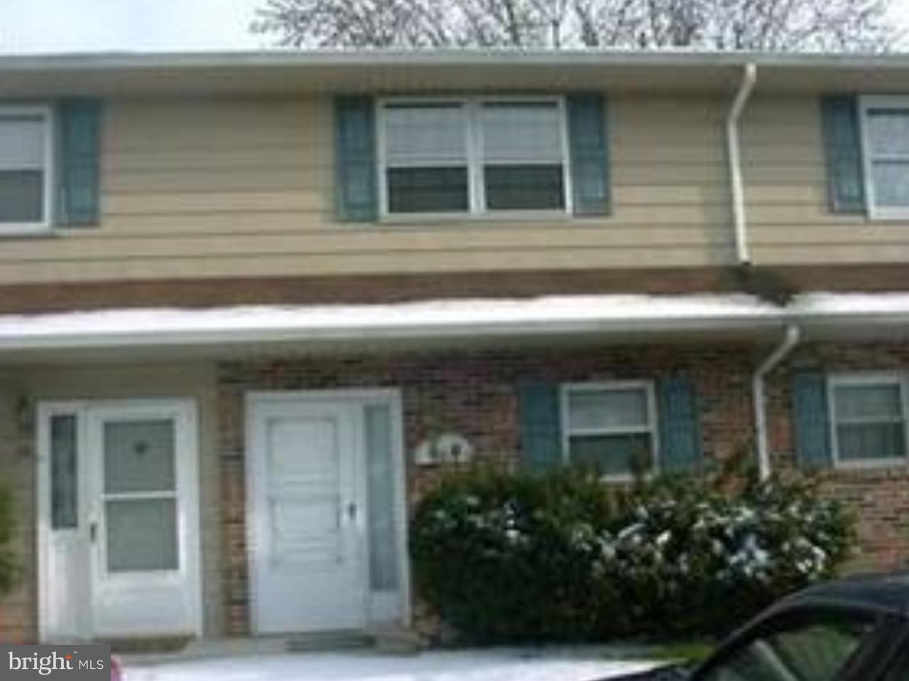 联栋屋 为 出租 在 21 LA CASCATA Clementon, 新泽西州 08021 美国