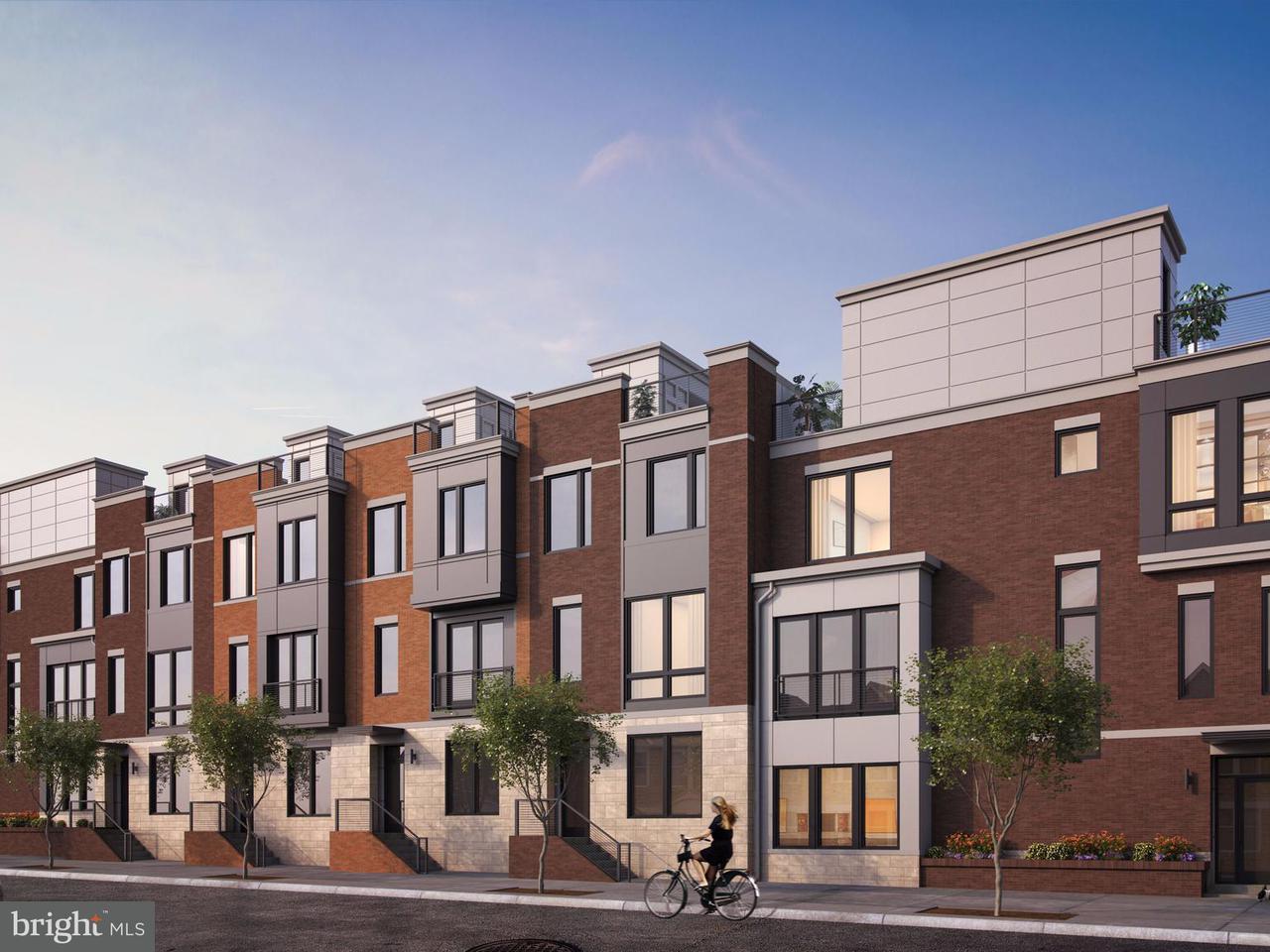 Stadthaus für Verkauf beim 1245 COOKSIE Street 1245 COOKSIE Street Baltimore, Maryland 21230 Vereinigte Staaten