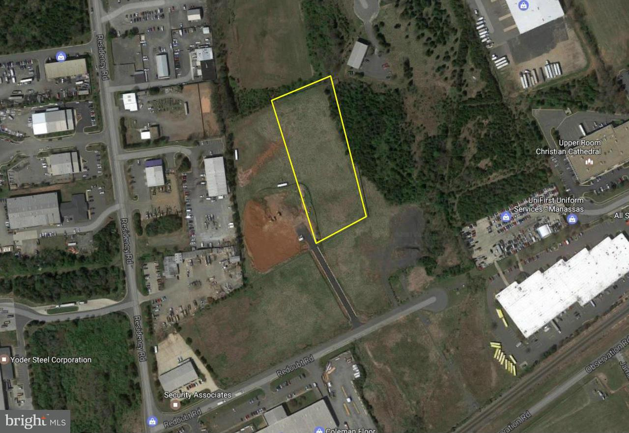 Land for Sale at 10560 REDOUBT Road 10560 REDOUBT Road Manassas, Virginia 20110 United States