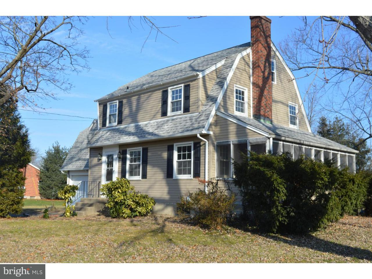 Single Family Home for Rent at 2473 BRISTOL Road Warrington, Pennsylvania 18976 United States