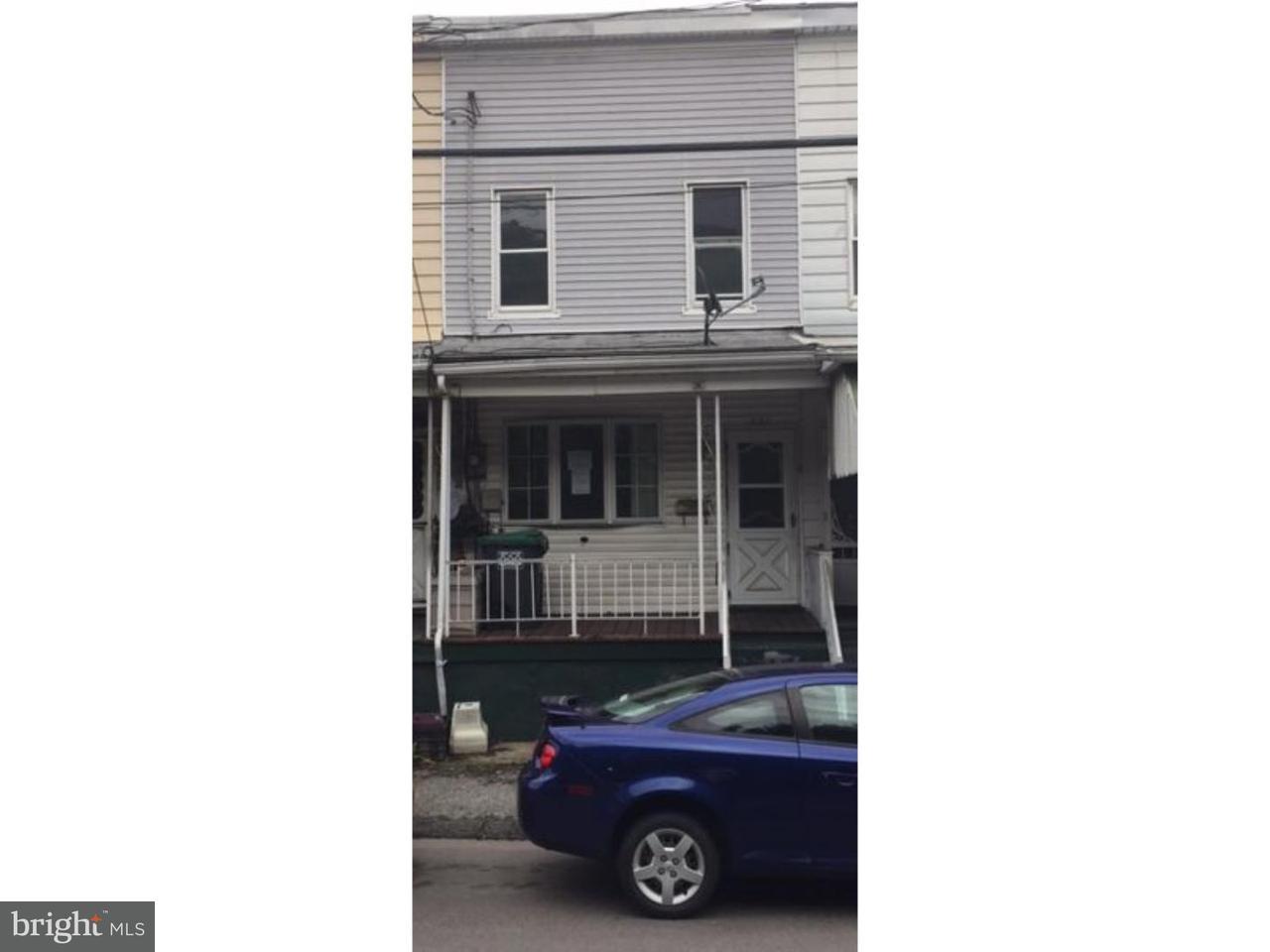 Maison accolée pour l Vente à 607 N RAILROAD Street Tamaqua, Pennsylvanie 18252 États-Unis