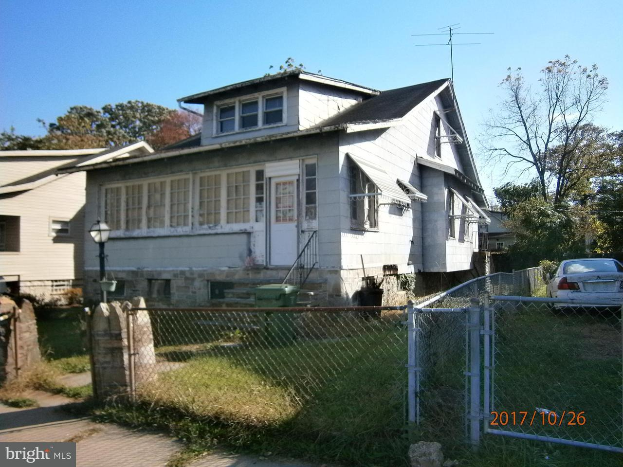 Single Family for Sale at 3023 Rosalind Ave Baltimore, Maryland 21215 United States