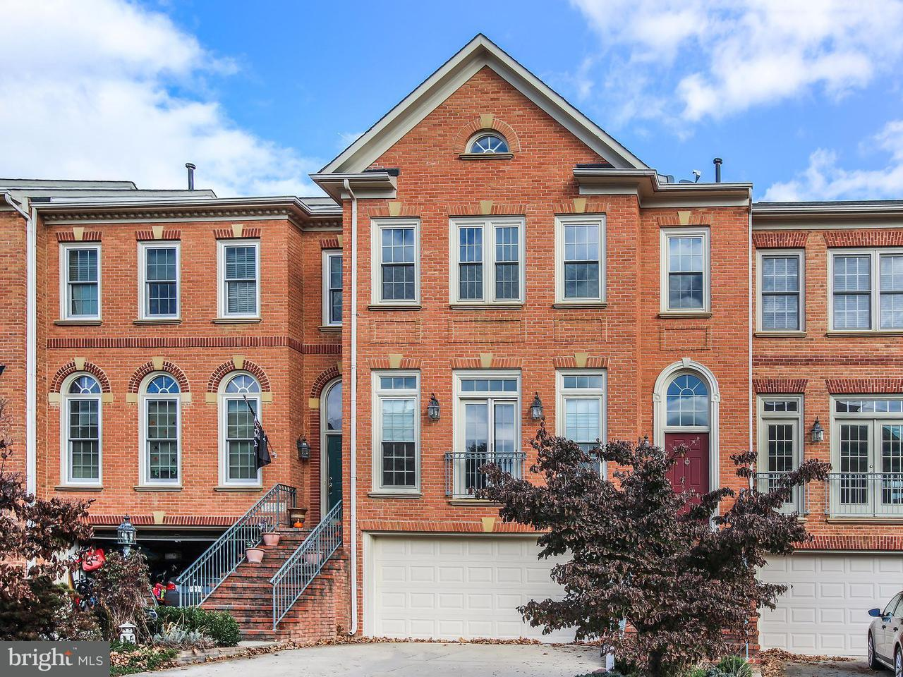 Townhouse for Sale at 10403 FLOWERFIELD WAY 10403 FLOWERFIELD WAY Potomac, Maryland 20854 United States
