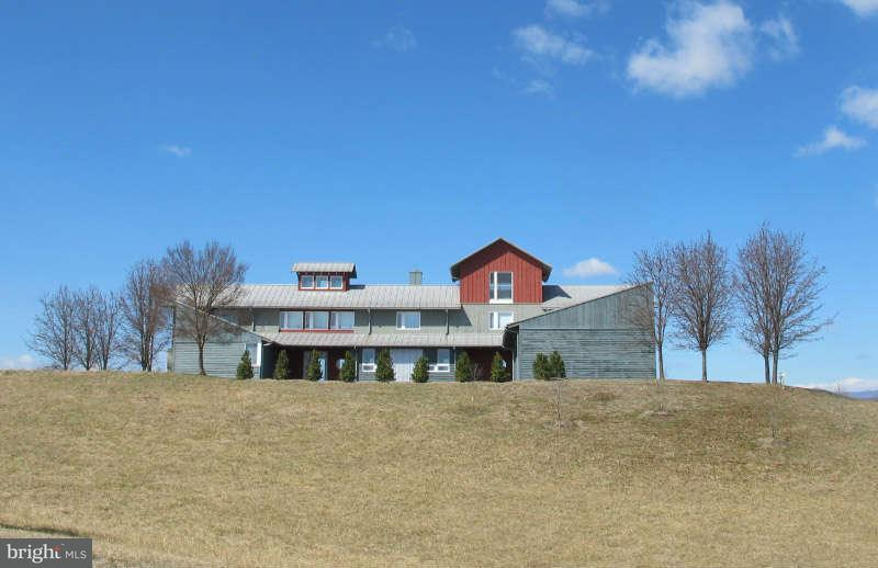 Farm for Sale at 419 Laurel Mills Rd Castleton, Virginia 22716 United States
