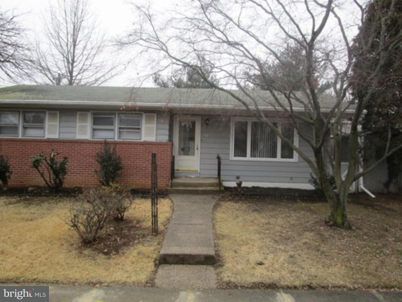 Single Family Home for Rent at 440 TURNER Avenue Drexel Hill, Pennsylvania 19026 United States