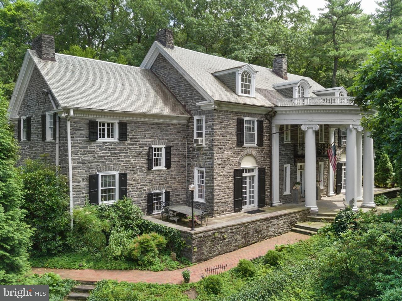 Maison unifamiliale pour l Vente à 300 GLENN Road Ardmore, Pennsylvanie 19003 États-Unis