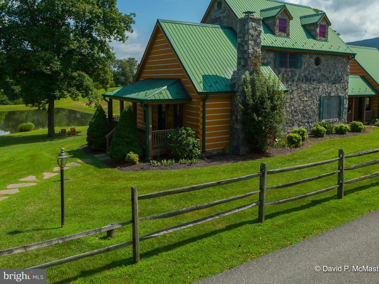 独户住宅 为 销售 在 SONGBIRD Lane SONGBIRD Lane 伯克利斯普林斯, 西弗吉尼亚州 25411 美国