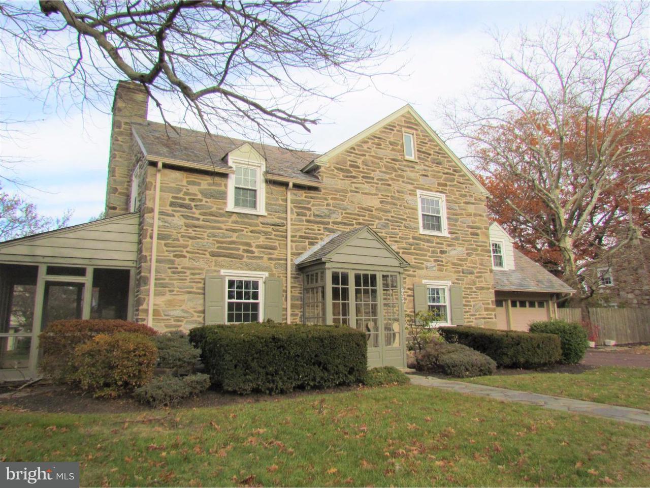 Частный односемейный дом для того Аренда на 933 YORK Avenue Lansdale, Пенсильвания 19446 Соединенные Штаты