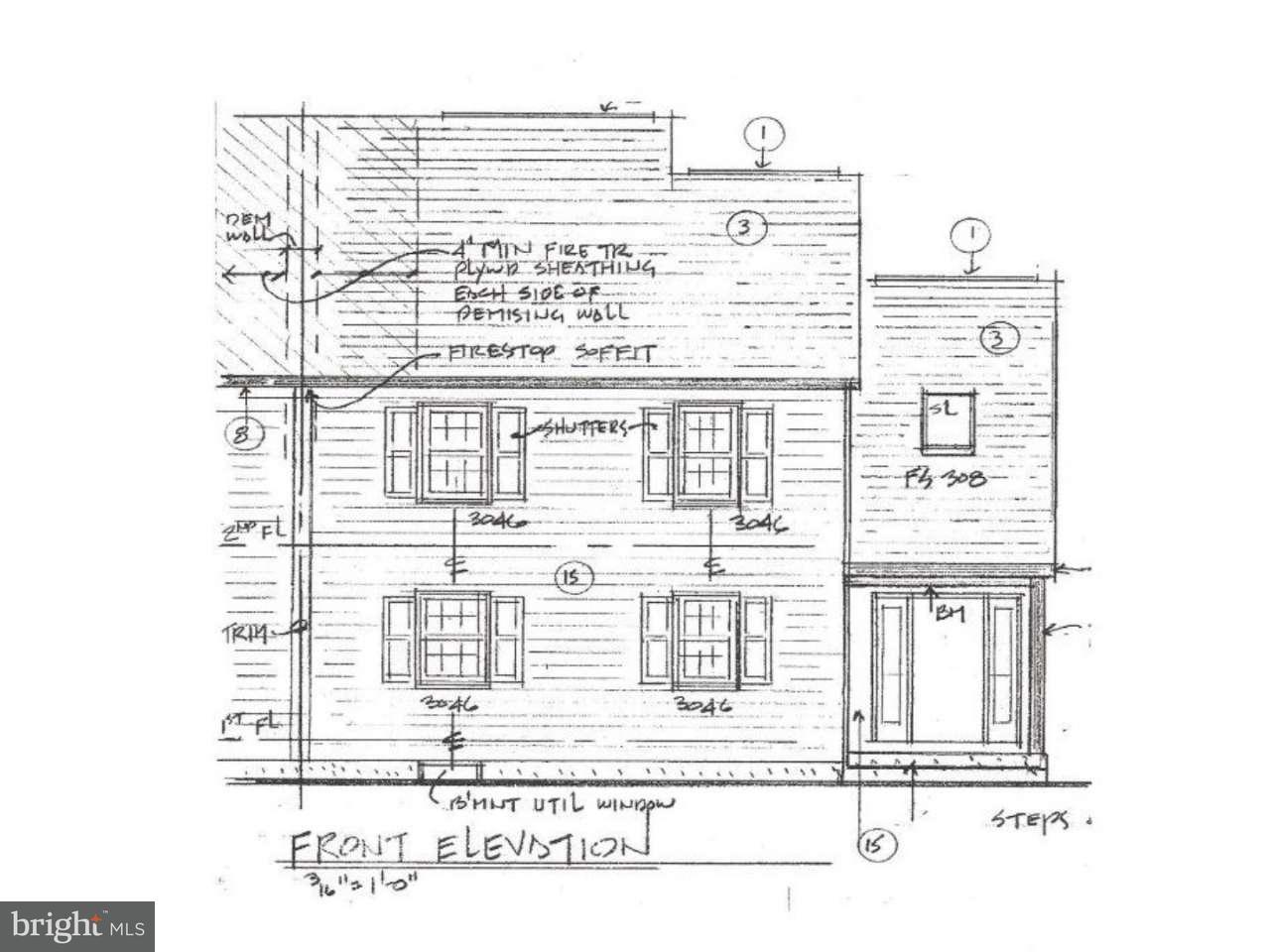 Maison accolée pour l à louer à 357 EGGERTS CROSSING Road Lawrence, New Jersey 08648 États-UnisDans/Autour: Lawrence Township