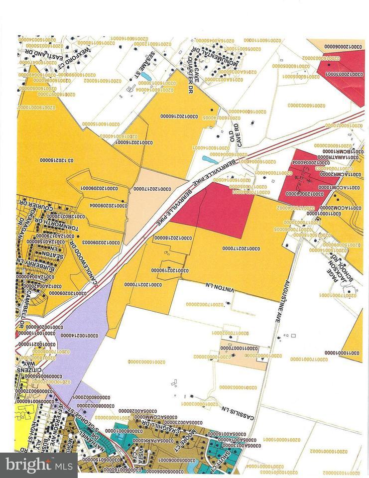 Land für Verkauf beim AUGUSTINE Avenue AUGUSTINE Avenue Charles Town, West Virginia 25414 Vereinigte Staaten