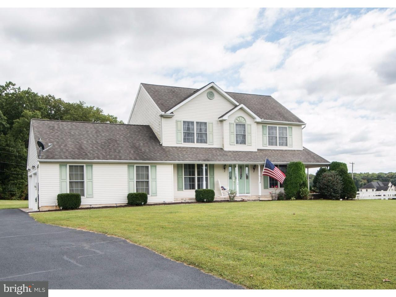Single Family Home for Sale at 34 QUAIL RIDGE Drive Upper Deerfield Township, New Jersey 08302 United States