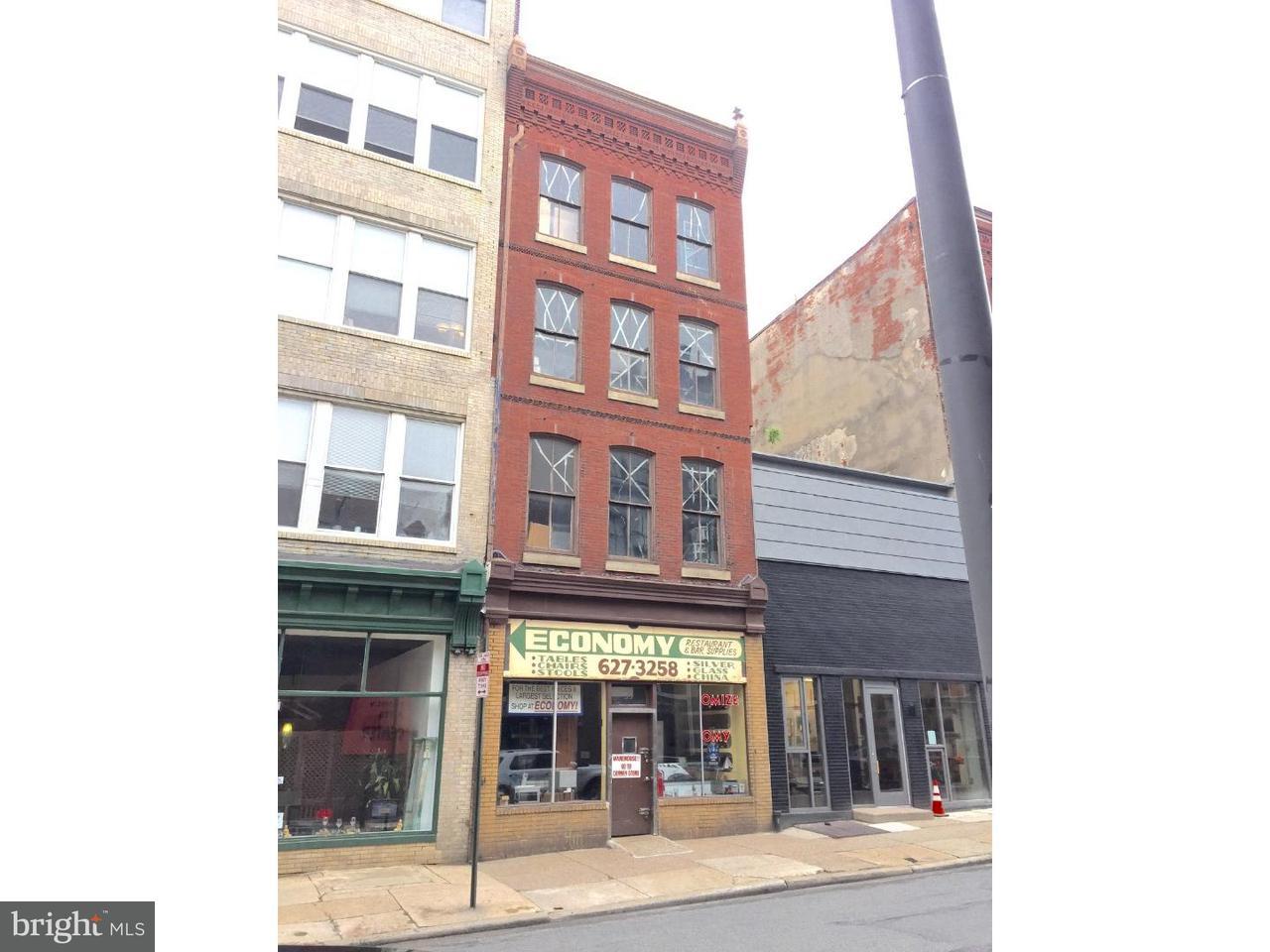Maison unifamiliale pour l Vente à 59 N 2ND Street Philadelphia, Pennsylvanie 19106 États-Unis