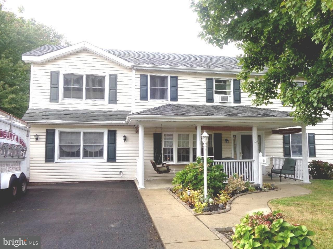 Enfamiljshus för Försäljning vid 33 HORN Road Levittown, Pennsylvania 19056 Usa