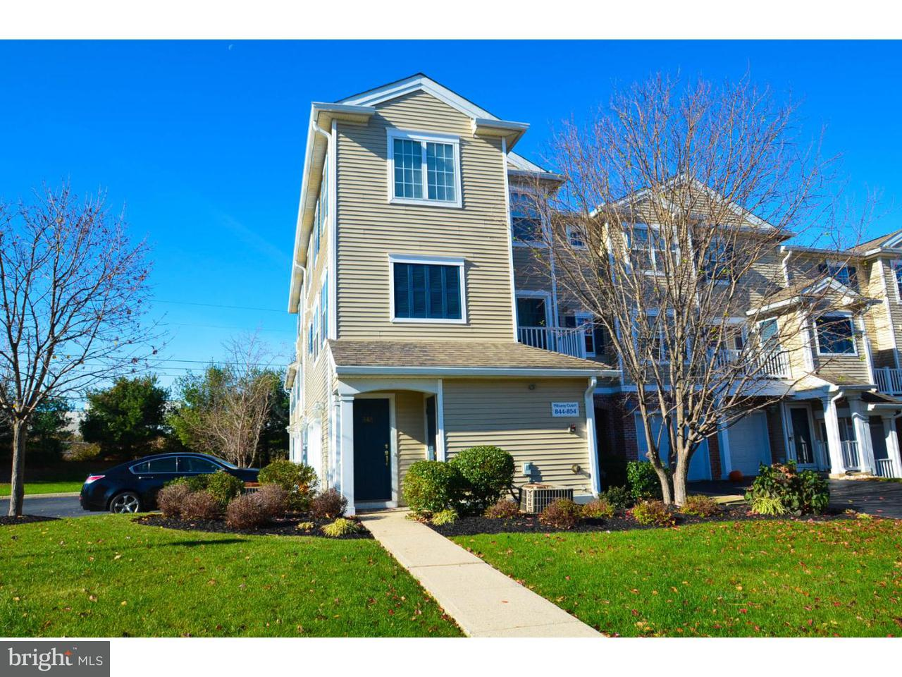 Townhouse for Rent at 848 NITTANY Court Allentown, Pennsylvania 18104 United States