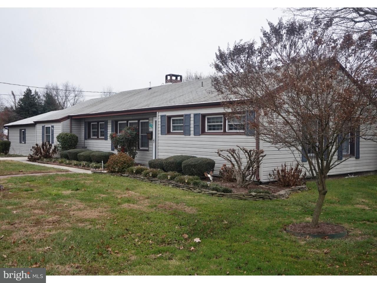 Enfamiljshus för Försäljning vid 115 EDGEWOOD Drive Bridgeville, Delaware 19933 Usa