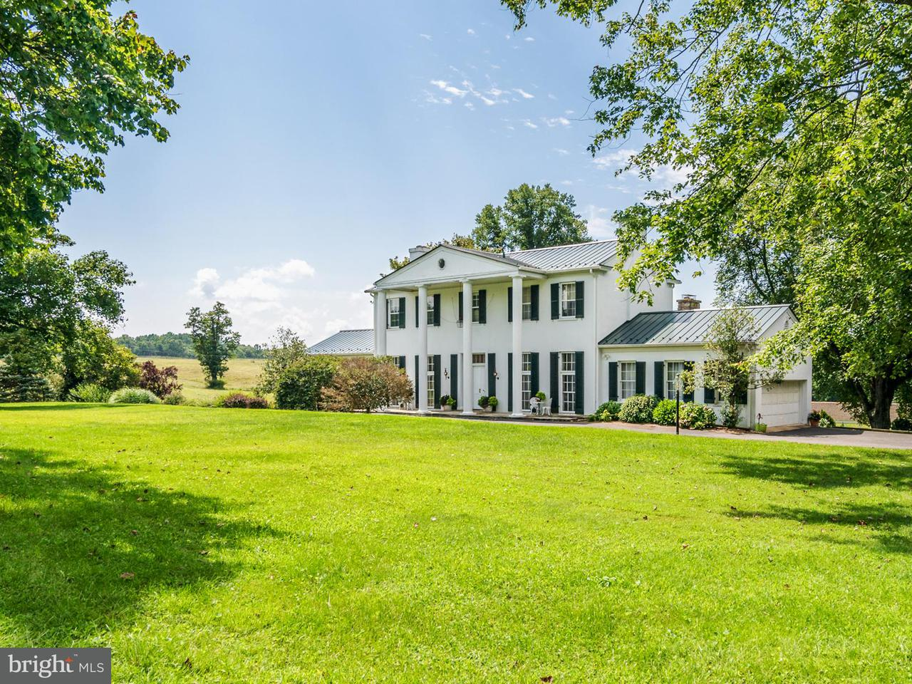 Farm for Sale at 6252 LEEDS MANOR Road 6252 LEEDS MANOR Road Marshall, Virginia 20115 United States