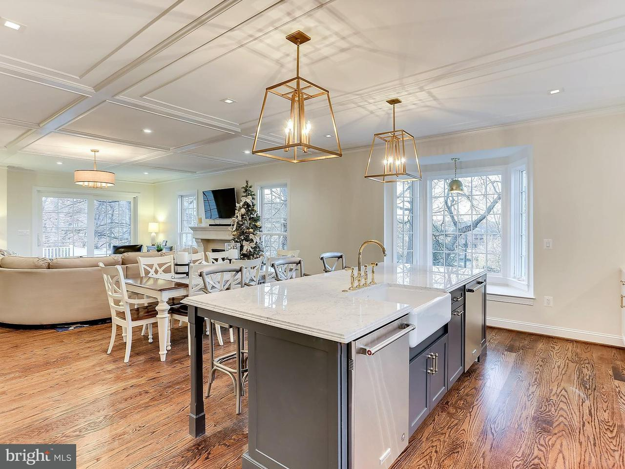 Single Family Home for Sale at 6016 GROVE Drive 6016 GROVE Drive Alexandria, Virginia 22307 United States