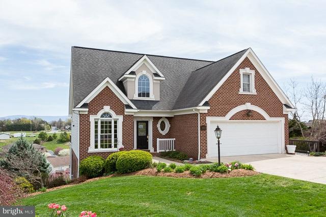 Single Family Home for Sale at 1860 PARK ROAD 1860 PARK ROAD Harrisonburg, Virginia 22802 United States