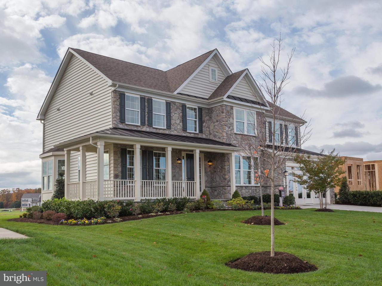 Частный односемейный дом для того Продажа на 218 BRIDGEWATER Drive 218 BRIDGEWATER Drive Stephens City, Виргиния 22655 Соединенные Штаты