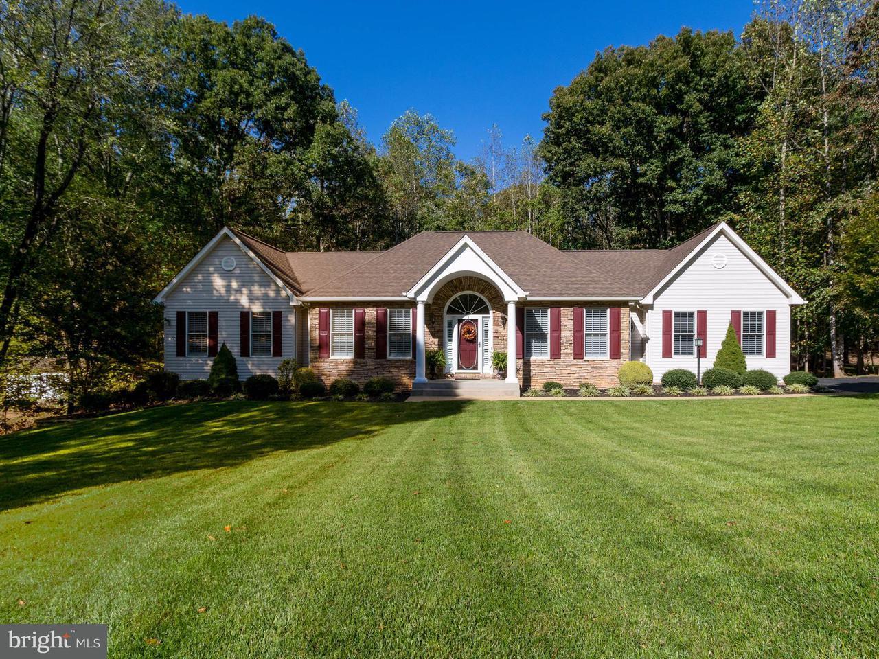 단독 가정 주택 용 매매 에 3142 SOMERSET Drive 3142 SOMERSET Drive Jeffersonton, 버지니아 22724 미국