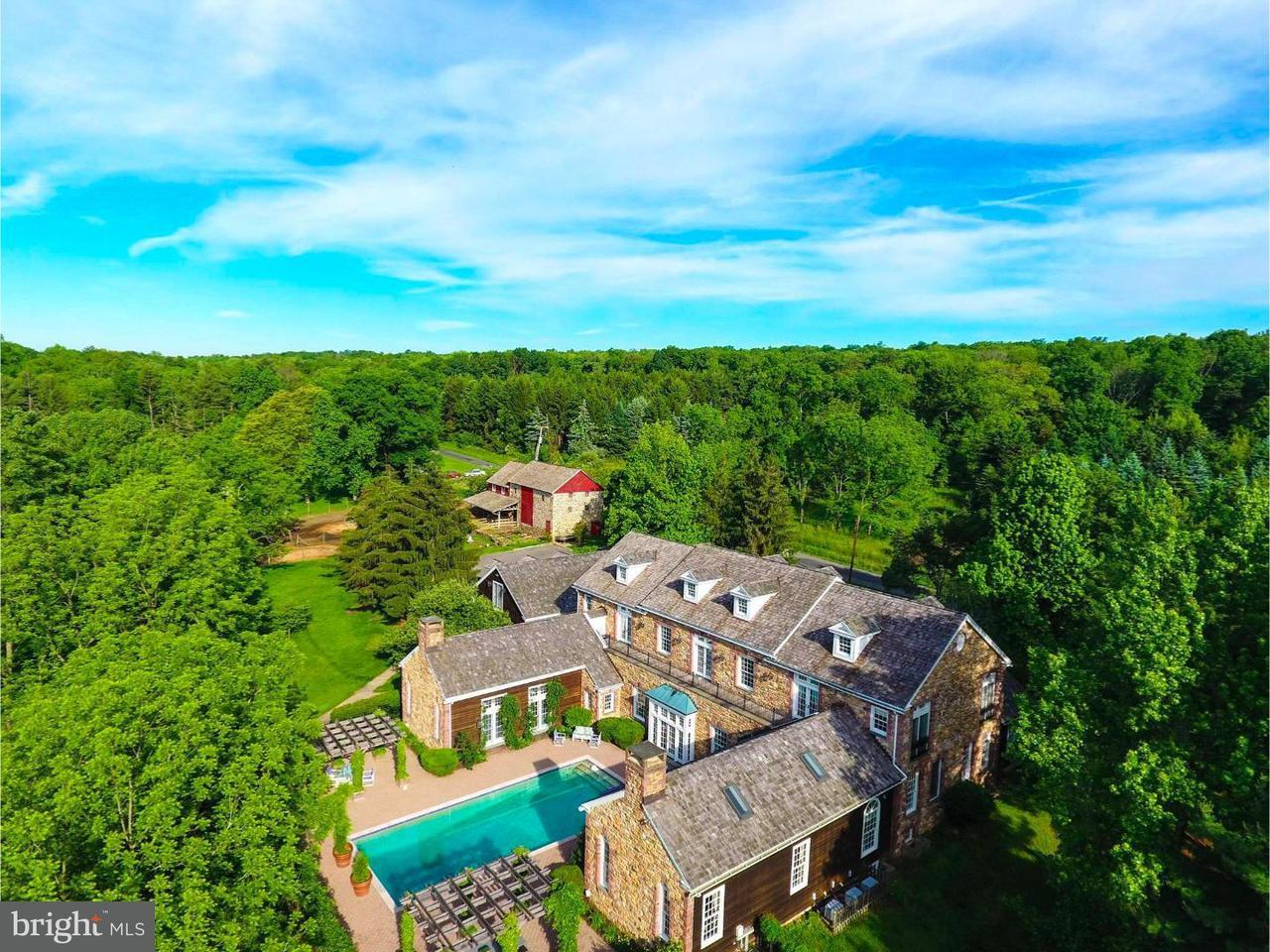 Casa Unifamiliar por un Venta en 63 HARMONY SCHOOL Road Flemington, Nueva Jersey 08822 Estados UnidosEn/Alrededor: Raritan Township