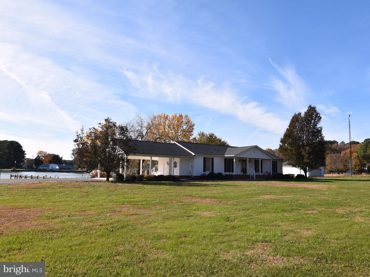 Частный односемейный дом для того Продажа на 49695 FREEMANS Road 49695 FREEMANS Road Dameron, Мэриленд 20628 Соединенные Штаты