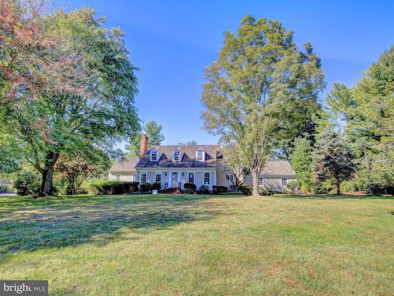 Single Family Home for Sale at 12404 Beall Spring Road 12404 Beall Spring Road Potomac, Maryland 20854 United States