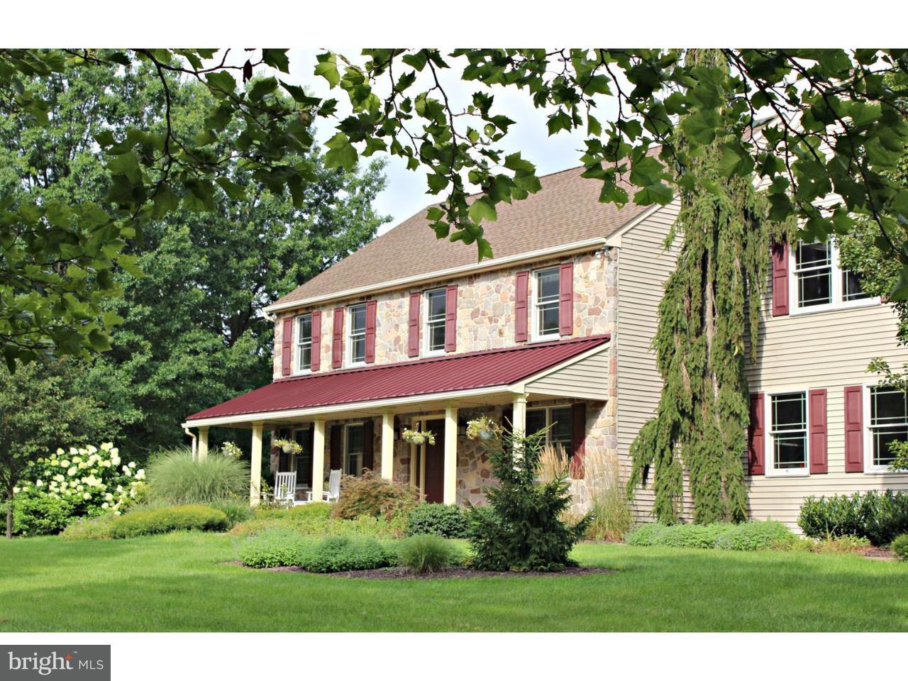 Частный односемейный дом для того Аренда на 4737 ESSEX Drive Doylestown, Пенсильвания 18902 Соединенные Штаты