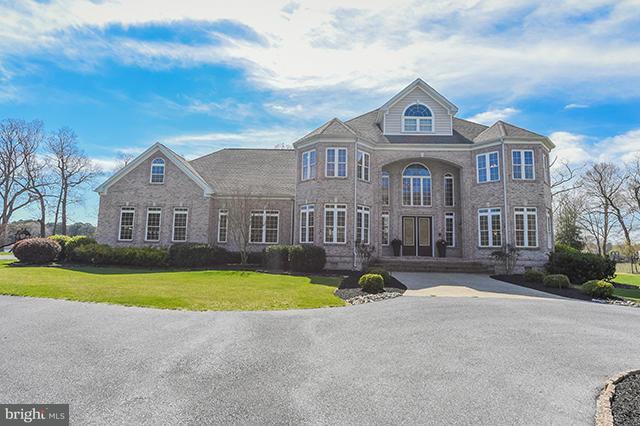 Maison unifamiliale pour l Vente à 1404 BELL ISLAND Trail 1404 BELL ISLAND Trail Salisbury, Maryland 21801 États-Unis
