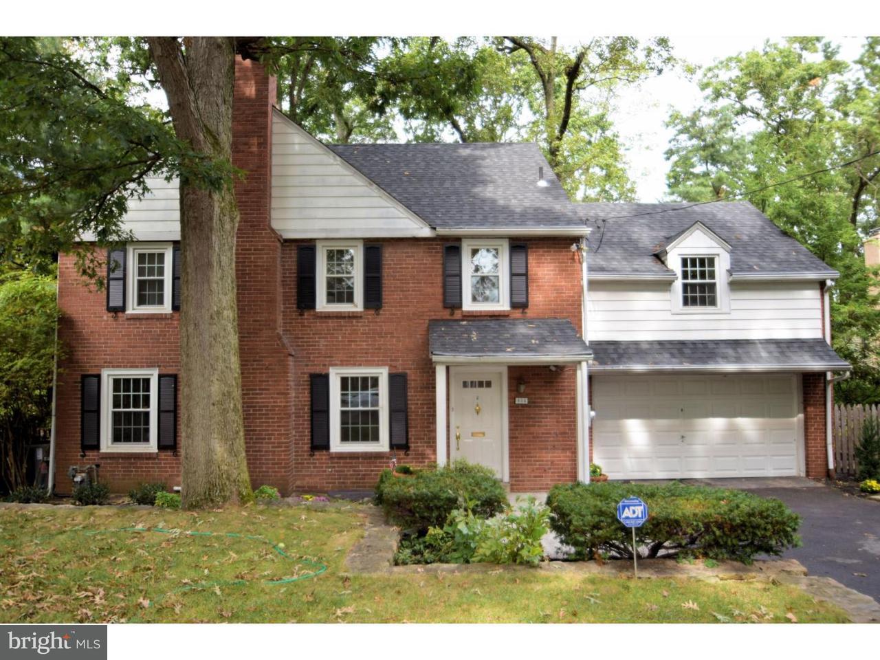 Single Family Home for Sale at 534 CUSTIS Road Glenside, Pennsylvania 19038 United States