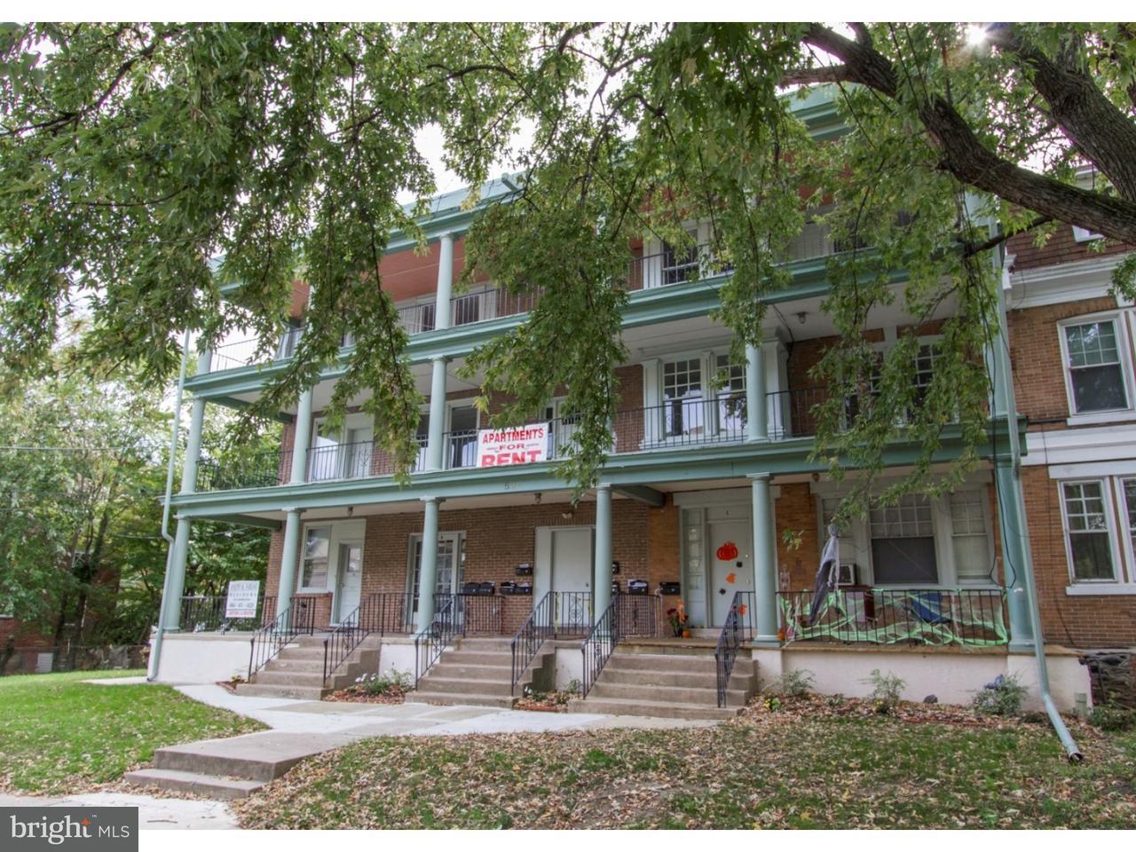 Single Family Home for Rent at 52-54 E STRATFORD AVE #G Lansdowne, Pennsylvania 19050 United States