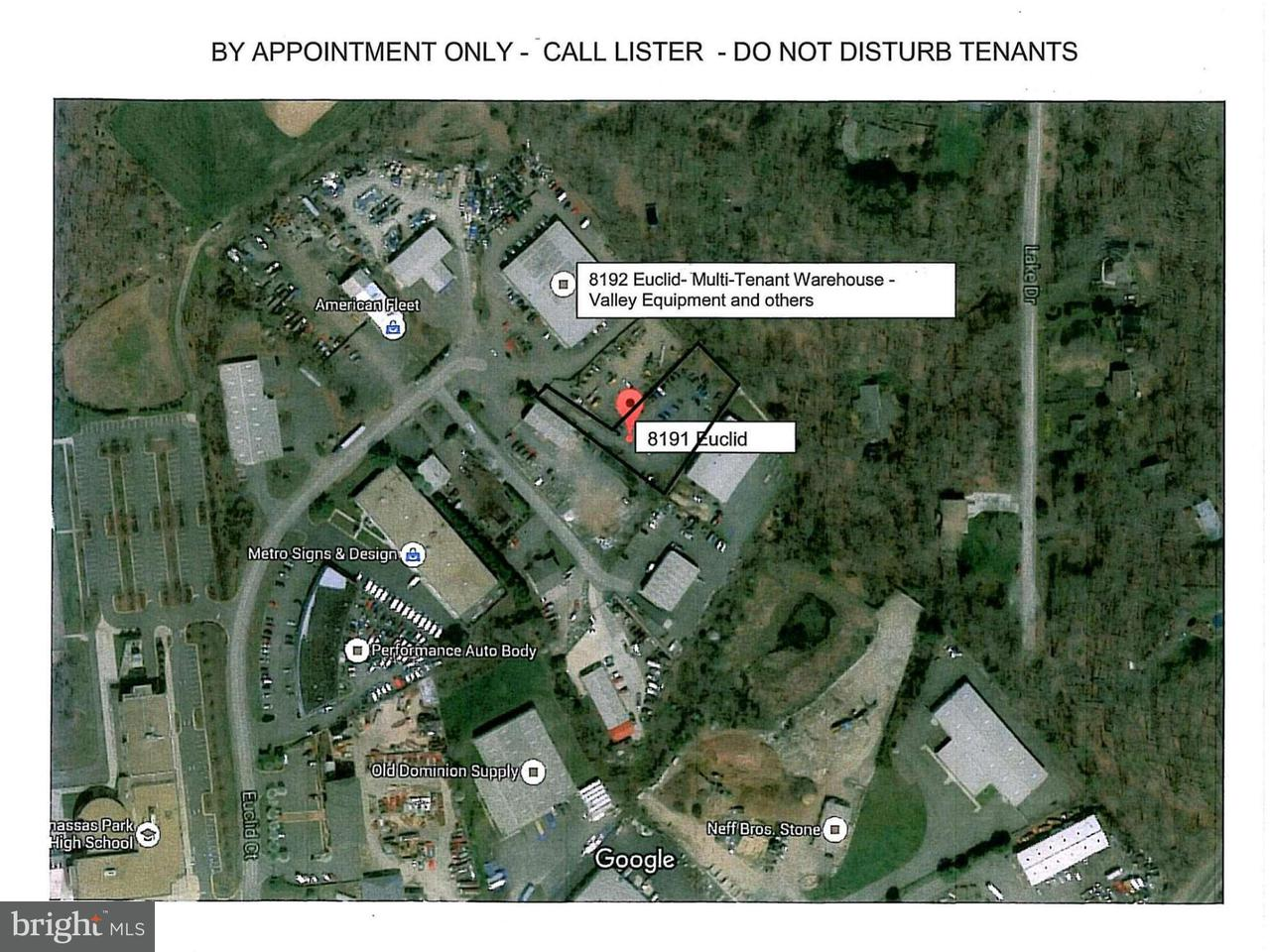 Other Residential for Rent at 8191 Euclid Ct Manassas Park, Virginia 20111 United States